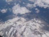 Gletsjer van de alpen — Stockfoto
