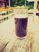 Retro-look bier — Stockfoto
