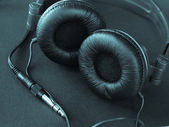Sluchátka — Stock fotografie