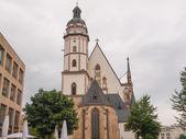 Thomaskirche 莱比锡 — 图库照片