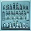 Chess picture — Stock Photo #51073409