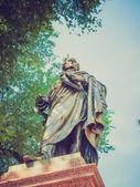 Mendelssohn Denkmal Leipzig — Stock Photo