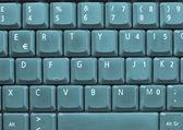 Datorns tangentbord — Stockfoto