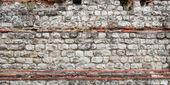 Muro romano, londra — Foto Stock