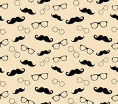 Hipster style pattern — Stock Vector
