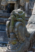 Prambanan temple architectural detail, Yogyakarta, Indonesia — Stock Photo