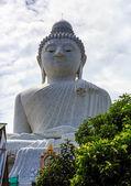 Big Buddha in Chalong, Phuket, Thailand — Stock Photo