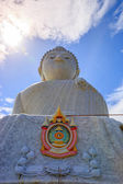 Big Buddha in Chalong, Phuket, Thailand — Stock Photo