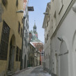 Small street in old Riga — Stock Photo #19494509