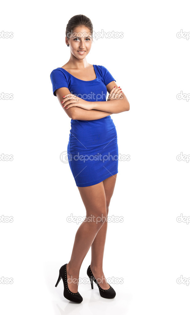 Download image Young Girl Standing Arms Folded PC, Android, iPhone and