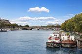 Seine River — Stock Photo