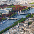 Seine River — Foto Stock #21259273