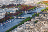 Seine River — Stockfoto