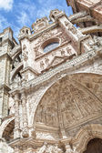 Cathedral of Astorga — Foto Stock