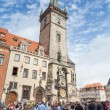 Old Town Square in Prague, Czech Republic — Stock Photo