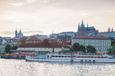 Cruise on Prague — Stock fotografie