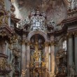 Stock Photo: Church of St Nicholas in Prague