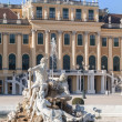 Stock Photo: Sculpture in Schonbrunn Palace in Vienna, Austria