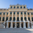 Stock Photo: Facade of Schonbrunn Palace in Vienna, Austria