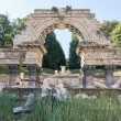 Stock Photo: Romruin in Schonbrunn gardens