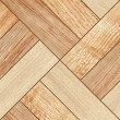 Stock Photo: Texture of fine parquet