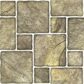 Marble-stone mosaic texture. (High.res.) — Stock Photo
