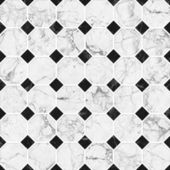 White and black mosaic marble texture.(High.Res.) — Stock Photo