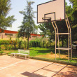 Basketball court. — Stock Photo