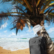 Tropical vacation — Foto Stock