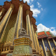 Traditional thai architecture — Foto de stock #13654601