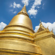 Golden stupa - Foto de Stock