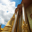 Statue at Grand Palace - Foto Stock