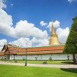Stock Photo: Buildings at Grand Palace