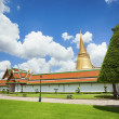 ストック写真: Buildings at Grand Palace