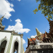 Architecture details at Grand Palace - Foto de Stock