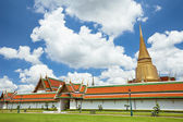 Exterior of the buildings at Grand Palace — Stock Photo