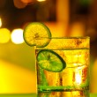 Gin tonic cocktail — Stock Photo #13678308