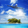 Air travel concept — Stock Photo #40946453