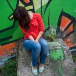 Girl's portrait — Stock Photo #13438940