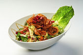 Picture of oriental Arabic salad — Stock Photo