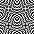 Vector de stock : Op Art Background 5