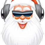 Santa DJ — Stock Photo #15331575