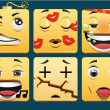 Emoticons — Stock Photo