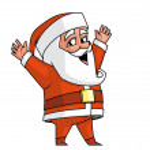Santa — Stock Photo #36472213