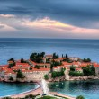 Sveti Stefan - Sant stefan in montenegro — Stock Photo