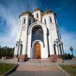 All Saints Church in Russia, Volgograd — Stock Photo #13785997