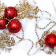 Christmas decorations — Stock Photo #14647417