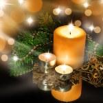 Christmas Decorations background — Stock Photo #14897165