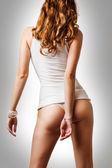 Perfect female body — Stock Photo