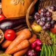 Beautiful autumn harvest — Stock Photo